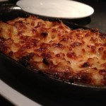 mac and cheese at cochon